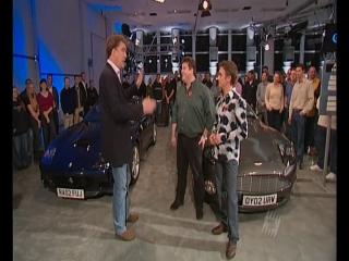 Top Gear/Топ Гир 1 сезон 4 серия