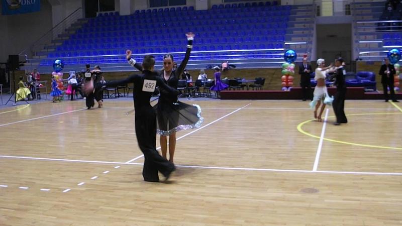 Prolisok Cup-2017, пасодобль