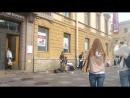уличные музыканты- Питер