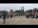 Показательные выступления РПК г.Актобе 18.10.2016 Рота пачетного караула