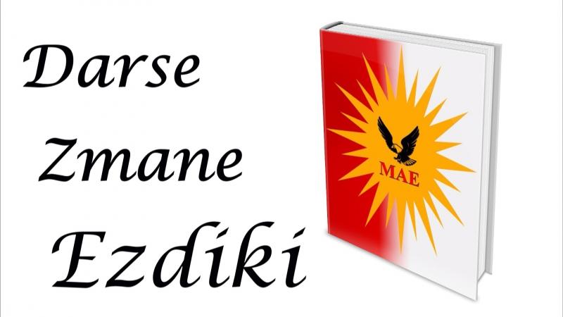 Qoma MAE: Darse Zmane Ezdiki. Darse 3 Roje Havtie.