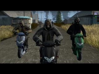 Сталкер приключения бандитов 2
