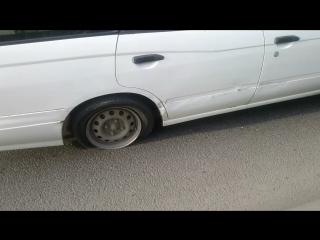 Не было запасного колеса