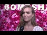 Жозефин и Стелла Максвелл на презентации Victorias Secret