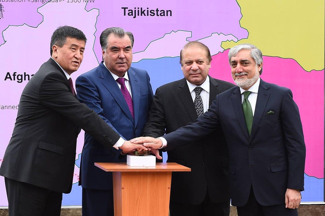 Президент Таджикистана и премьер Пакистана договорились встретиться лично