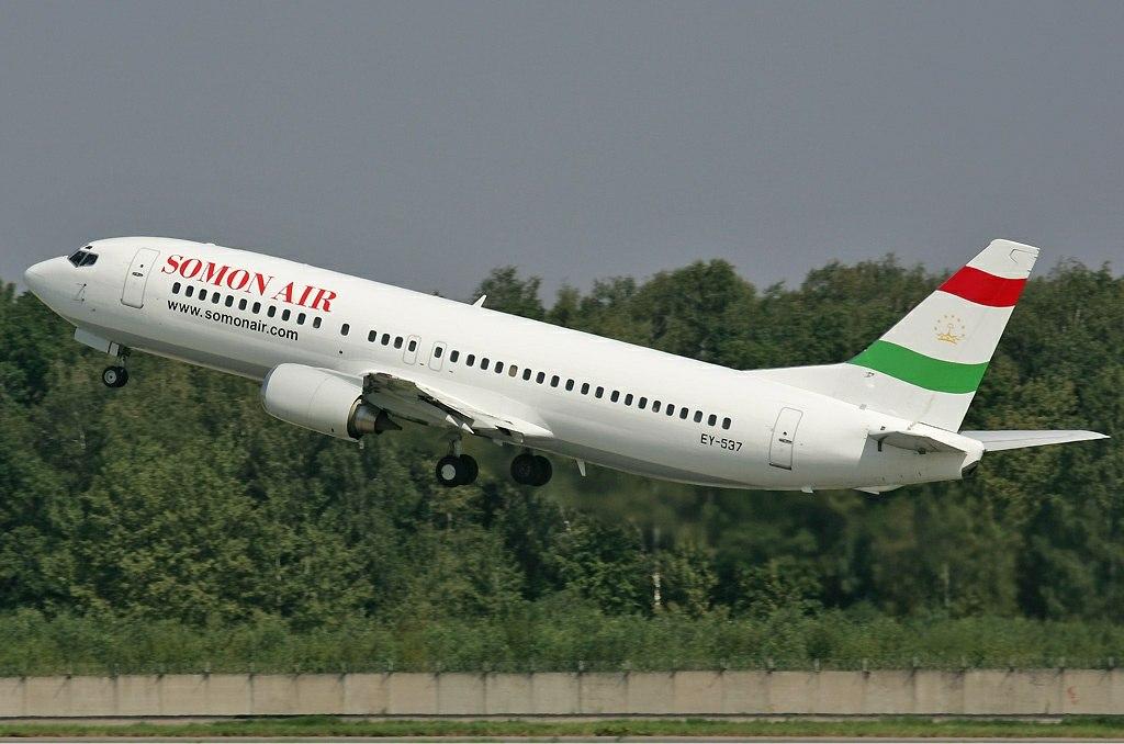 Таджикистан совершит чартерный рейс в Беларусь и обратно