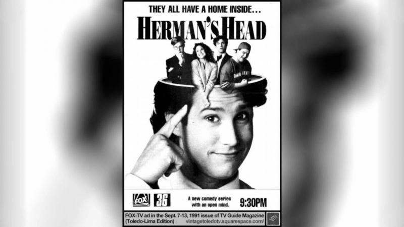 Голова Германа (1991