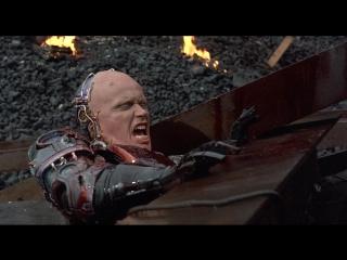 Робокоп / Робот-полицейский / RoboCop. 1987. 1080p Перевод Григорий Либергал. VHS