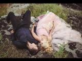 Свадебная история Саши и Наты в Букском каньоне. Alex &amp Nata Wedding Love Story in Buky Canyon.