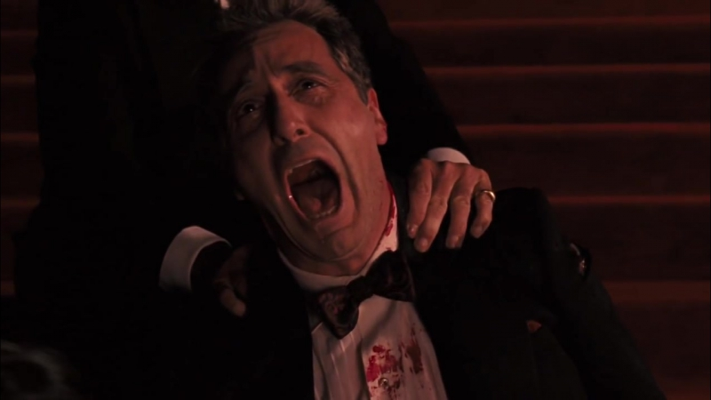 Крестный Отец 3 | The Godfather: Part III (1990) Концовка / Убийство Дочери Майкла