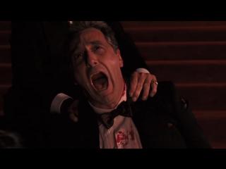 Крестный Отец 3 | The Godfather: Part III (1990) Концовка | Смерть Мери, Дочери Майкла