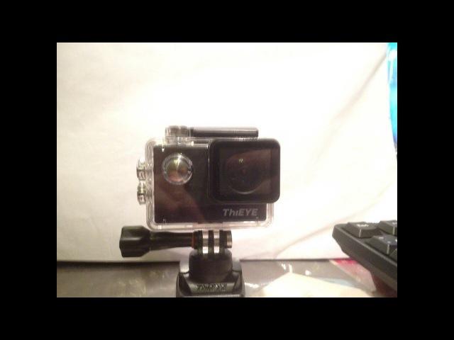 Раскирпичивание камеры ThiEYE T5e Спорт камера 4K 30fps | Не подключается USB
