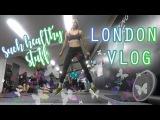 LONDON VLOG - продажа Смузи | Моя тренировка | Обзор ресторана Timmy Green