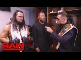 The Miz has a proposition for Curtis Axel and Bo Dallas Raw, June 19, 2017