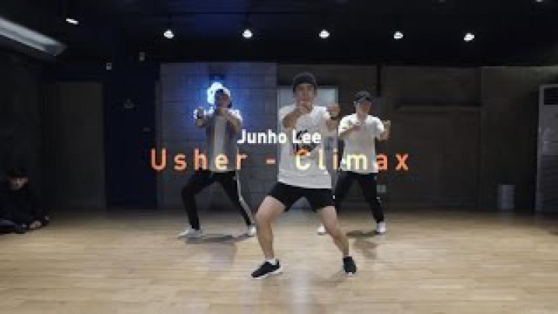 JUNHO Class | Usher - Climax | SOULDANCE 쏘울댄스