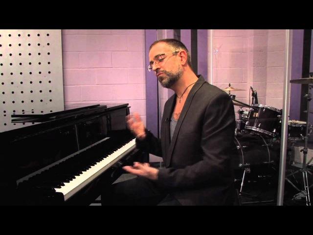 Artur Pizarro and the Yamaha AvantGrand N1