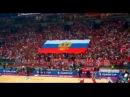 Сербы вытащили флаг России на матче с Украиной