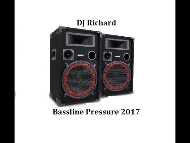 DJ Richard Bassline Pressure 2017 - 80mins of New School Speed Garage Bassline BASS