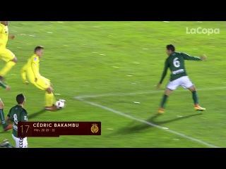 Обзор матча: «Толедо» 0–3 «Вильярреал» (30.11.2016)
