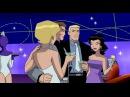 Видео к мультфильму «Лига справедливости Новый барьер» 2008 Трейлер