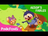 The Cicada and the Fox Aesop's Fables Pinkfong Story Time for Children
