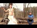Pasha Aeon Anya Lesnaya Handpan Tribal Fusion Dance HD 2017