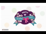 How to creat floral vector mother day in Adobe Illustrator