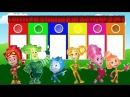Фиксики ЦВЕТА НА АНГЛИЙСКОМ ЯЗЫКЕ для детей. Учим цвета для самых маленьких