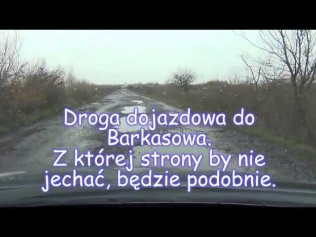 Ukraińskie drogi do wiosek romskich
