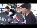 SERGEY LIPINETS THE GOLOVKIN OF 140LBS DIVISION; RIPS THE MITTS WITH RAPID POWER