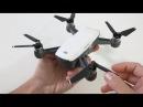 Обзор DJI SPARK - Замена MAVIC или просто селфи-дрон?