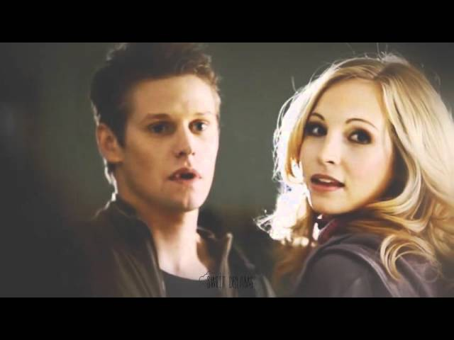● Caroline - Alaric ll I'm fall in love with her.. {7x17} ∞