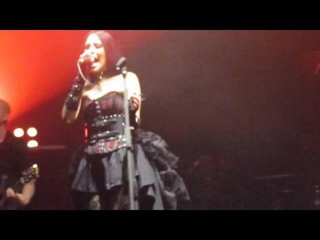 Mein Herz Brennt - Rammstein cover by Elysion @ Aurora SPb