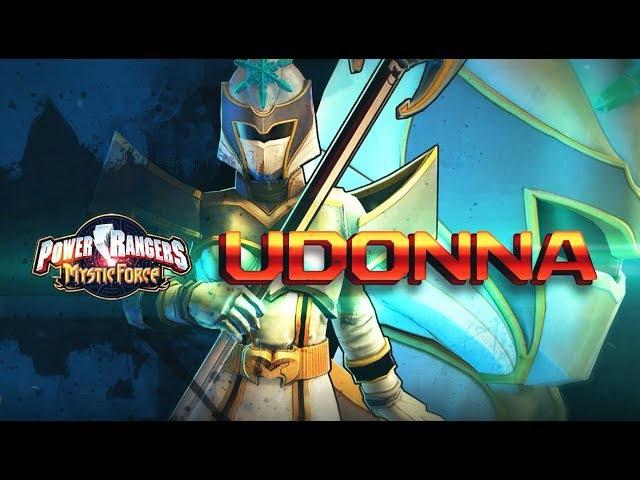 Power Rangers: Legacy Wars (Mystic Force) Udonna (Moveset)