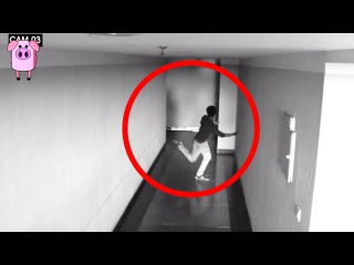 5 Ghosts Caught On Security Camera