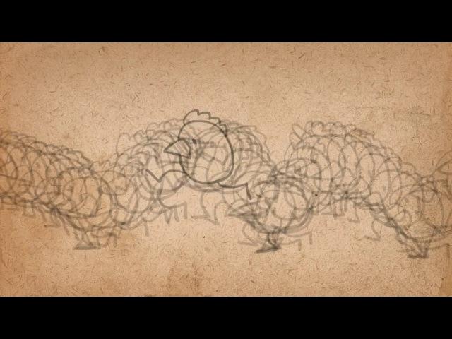 4. Спонтанное действие и От позы к позе - 12 принципов анимации [Русская озвучка]