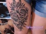 Будни Night Tattoo Club - 8 серия. Новые женские татуировки и прелести ;)