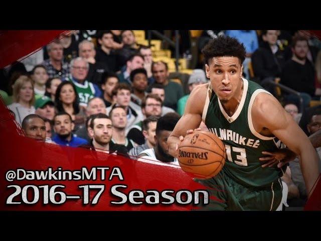 Malcolm Brogdon Full Highlights 2017.03.29 at Celtics - 16 Pts, 9 Assists, CLUTCH!