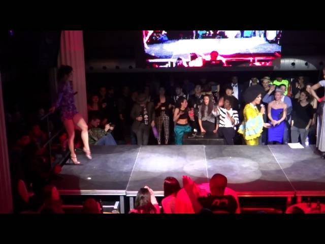 Nadin vs Princess Madoki │ Semi-Finals │ HotMess 5
