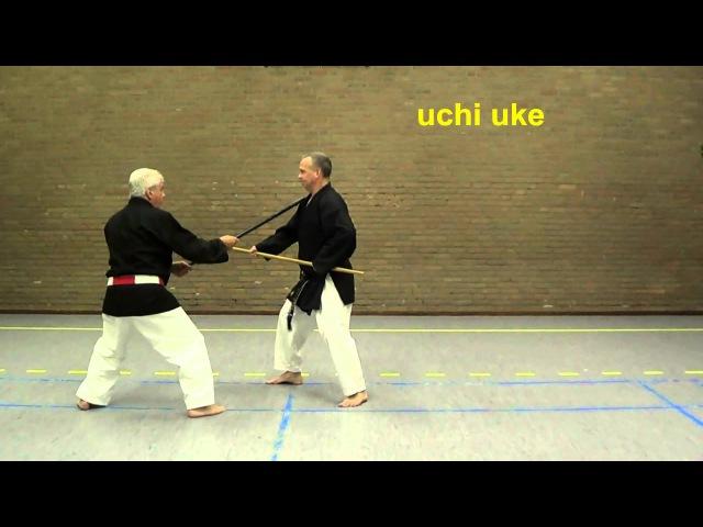 Hanbo Jutsu Kihon and Basic Kumite