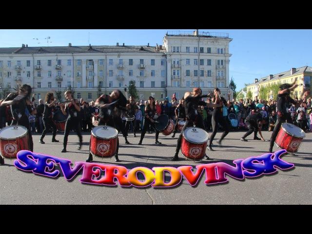 AAINJAA - Festival Internacional de Teatro de Calle (Severodvinsk, Rusia) parte 2 [SV Life]