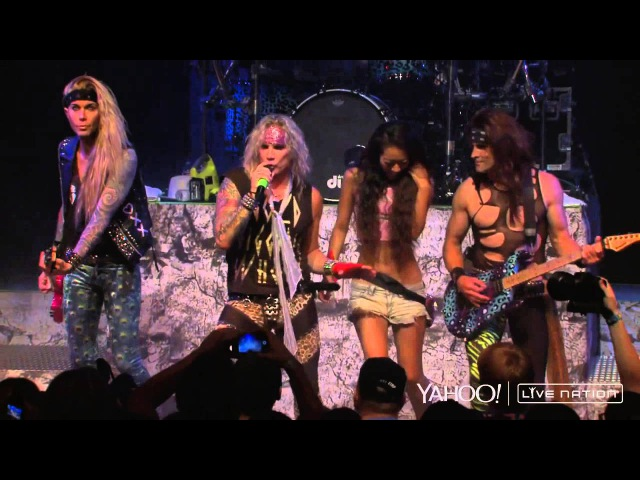 Steel Panther 2015 08 03 West Hollywood, CA, USA House of Blues Webcast 720p