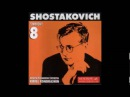 Dmitri Shostakovich : Symphony No. 8 in C minor, Op. 65 (Kirill Kondrashin)