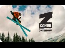 Z-Games on Snow 2017 Sunny Days Festival in Bukovel, Ukraine [Кухня Экстрима]