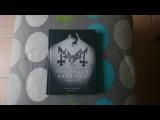 Unboxing Mayhem-The Death Archives (short presentation) #57