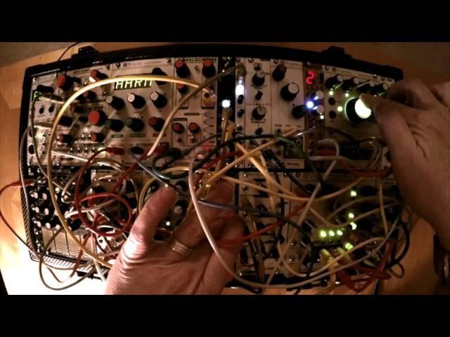Dirty Machine - Live modular synthesizer jam by POB (@obrienmedia)
