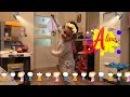 Веселые детские танцы под песню из мультфильма Рапунцель Tangled