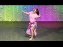 Юлия Скрипец☀Egyptian Belly Dance Folklore Raqs Baladi FINAL Solo☀Oryantal Dans Ukraine Championship