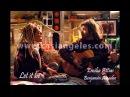 Emilia Attias y Benjamín Amadeo - Let it be ( Casi angeles 3 сезон 2009 год)
