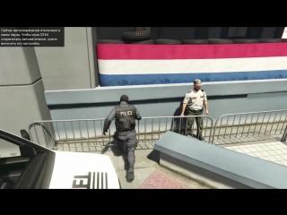 ЗАЧЕМ ХИТМАН УБИЛ ПРЕЗИДЕНТА В GTA 5 - GTA 5 МОДЫ (ГТА 5 МОДЫ)